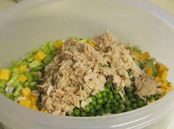 Grandma Wells's Tuna Macaroni Salad Recipe