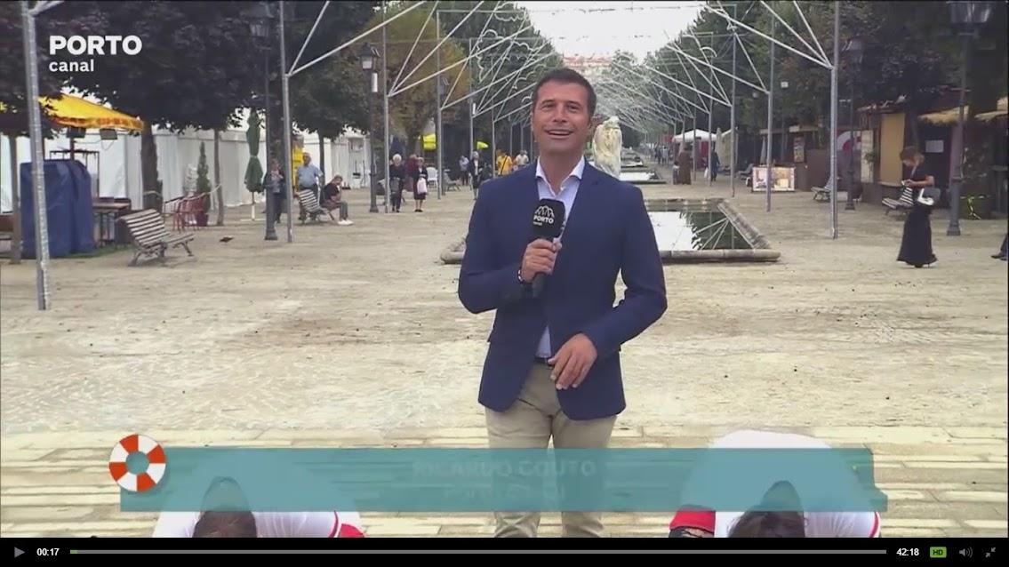 Vídeo – Especial Verão – Porto Canal – Lamego – 2017