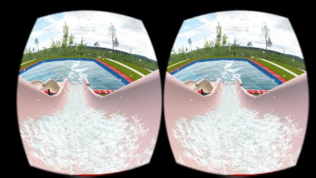 VR Water Park Water Stunt Ride APK screenshot thumbnail 1