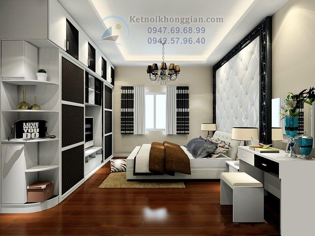 thiết kế nội thất chung cư rộng