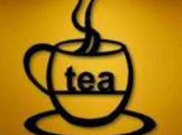 Pairing Tea With Foods Recipe