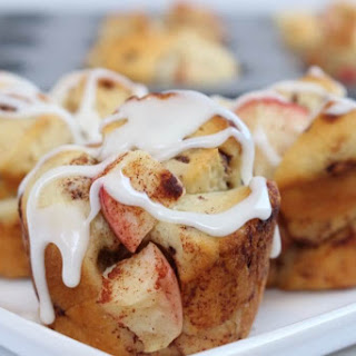 Mini Monkey Bread Muffins