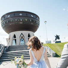 Wedding photographer Elvira Sabirova (elviraphotokzn). Photo of 08.01.2019