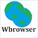 2画面同時 ウェブブラウザ Wbrowser