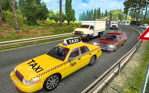 US Taxi Driver 3D: Taxi Simulator Game 2020 apktreat screenshots 2