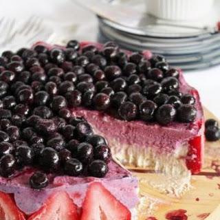 Blueberry Ice Cream Cake Recipes