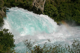 Photo: Huka Falls