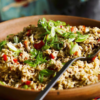 Dirty Rice with Pork