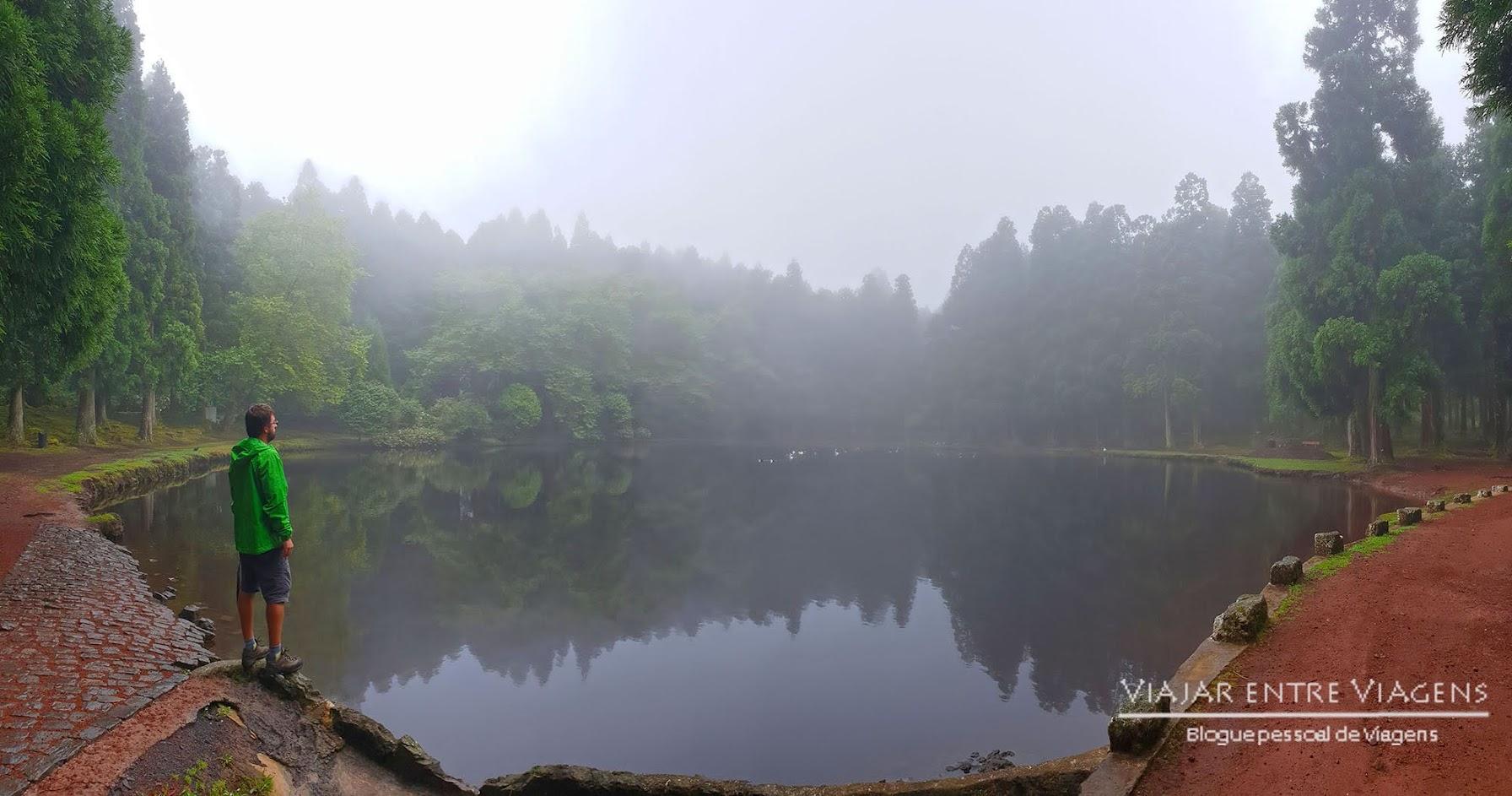 Visitar a Lagoa das Patas
