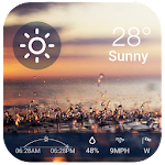 Current weather & forecast wid 8.4.3.1069_release Apk