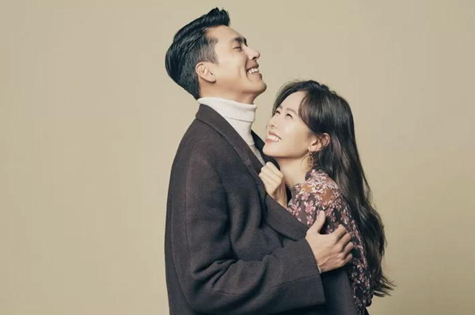 hyunbin and son ye jin