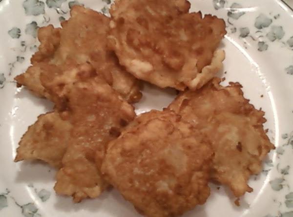 Grandmom Elaine's Corn Fritters Recipe