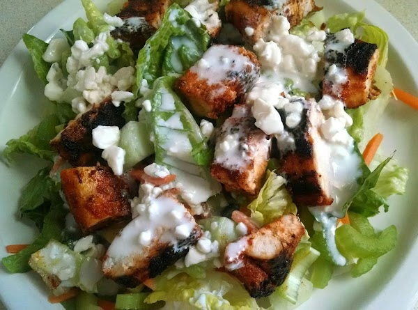 Black And Blue Salad Recipe