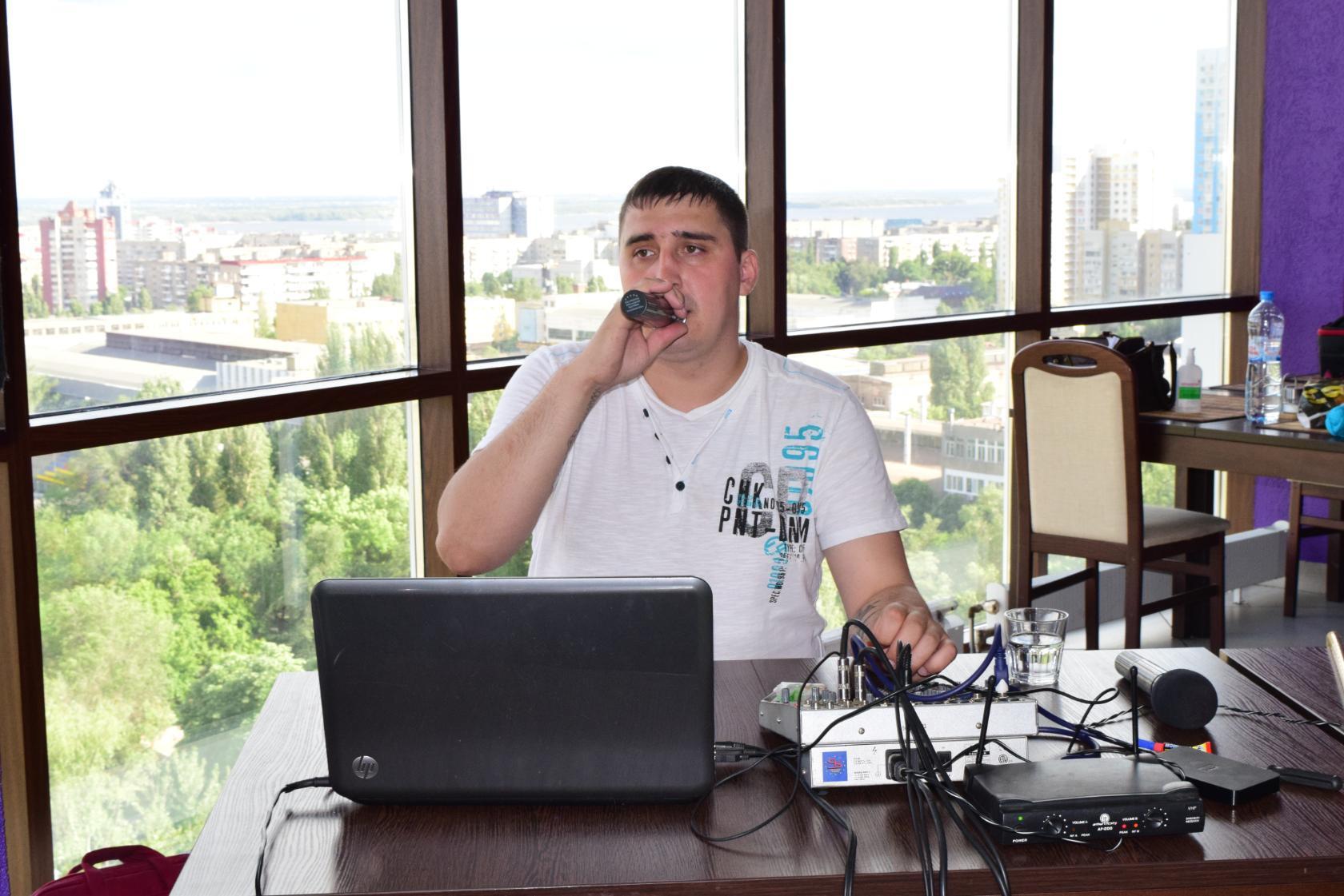 Вадим Житный в Саратове