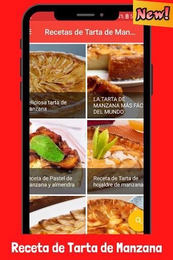 Recetas de Tarta de Manzana fácil screenshot 2