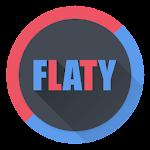 [Sub/EMUI] FLATY (Grapefruit) EMUI 5.X/8.X THEME H7SubTV0.2_TV0.1