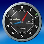 Altimeter & Altitude Widget 4.48 (Premium)
