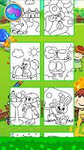 Toddler Coloring - Kid Drawing - screenshot thumbnail 03