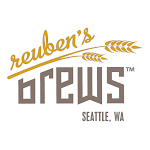 Logo of Reuben's Brews Hopped Off The Press