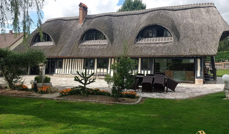 Maison avec terrasse Anglesqueville-l'Esneval