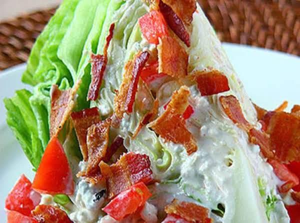Blt Wedge Salad Recipe