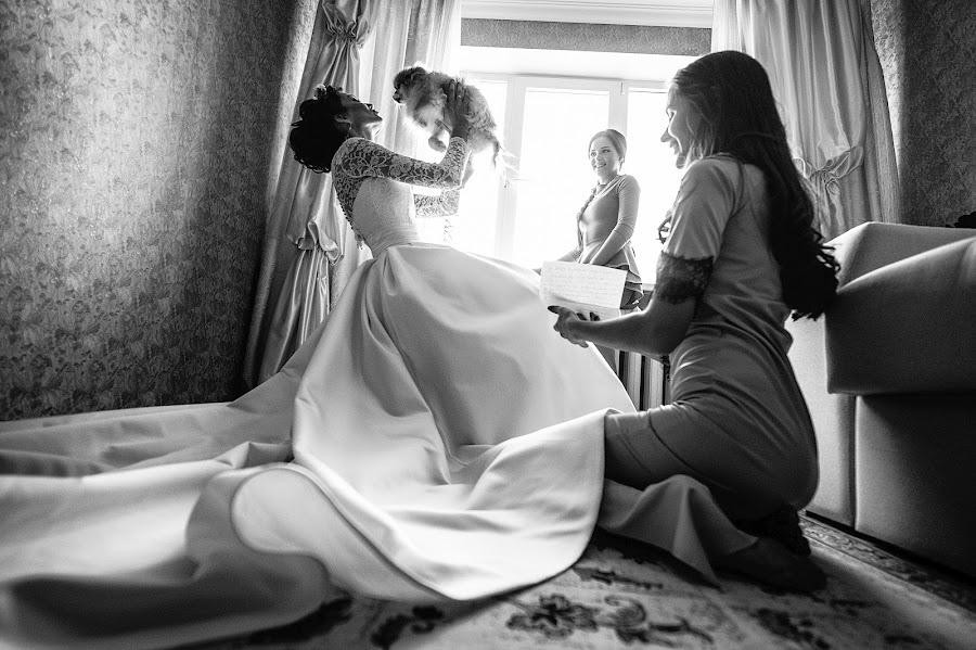 Wedding photographer Ayrat Sayfutdinov (Ayrton). Photo of 29.01.2017