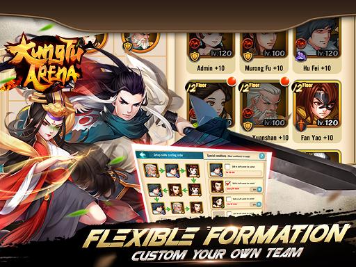 Kungfu Arena - Legends Reborn 1.0.6 gameplay | by HackJr.Pw 17