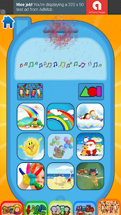 Baby phone - kids Ekran Görüntüsü