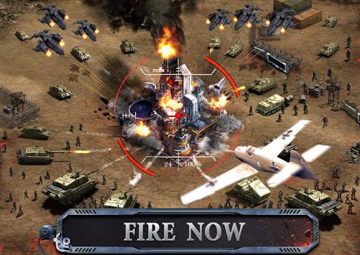 Strike Back : War Game screenshot 1