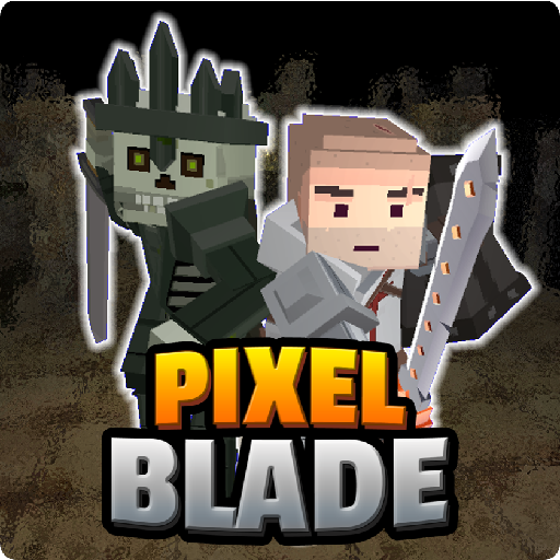 Pixel F Blade - 3D Fantasy rpg APK Cracked Download