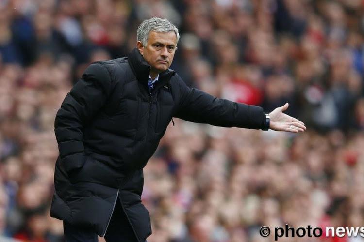 """Mourinho: """"Compliqué de devoir se passer du meilleur gardien du monde"""""""