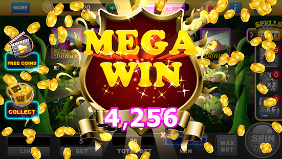 big wins on slots