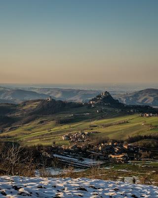 Castello di Rossena di simone_fagnani