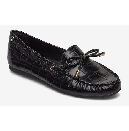 Sutton Moc, black croco