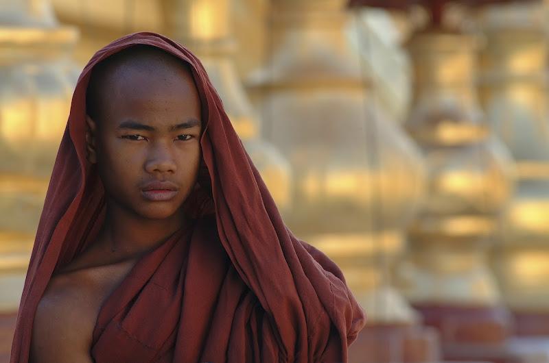 Il monaco e il tempio di rik