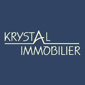 Logo de KRYSTAL IMMOBILIER