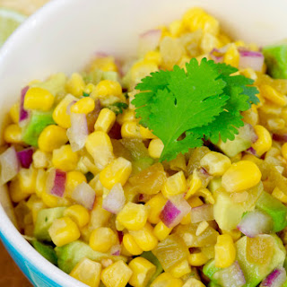 Canned Corn Salsa Recipes