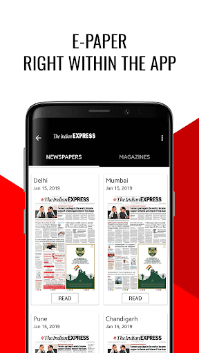 India News, Headlines & epaper - Indian Express Apk 2
