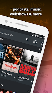 Plex: Stream Movies, Shows, Music, and other Media  App Download For Android and iPhone 2