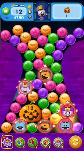 Spookiz Blast : Pop & Blast Puzzle 1.0044 screenshots 11