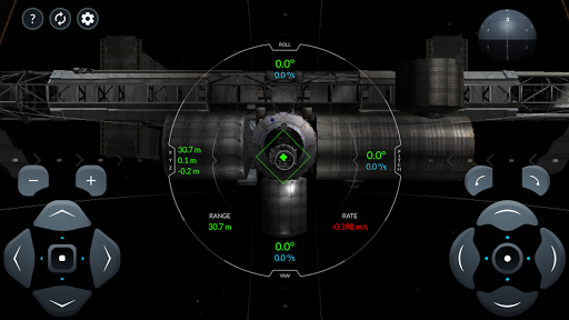 Space X Dragon To ISS Docking Simulator ss3