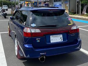 レガシィツーリングワゴン BH5 GT-B E-tunell D型のカスタム事例画像 ゆーきさんの2021年08月24日12:05の投稿