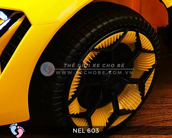 xe ô tô điện trẻ em Lamborghini NEL-603 24
