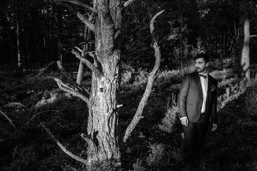 Wedding photographer Radek Kazmierczak (wildlight). Photo of 10.09.2017
