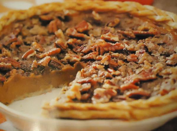 Special Eggnog Pumpkin Pie Recipe