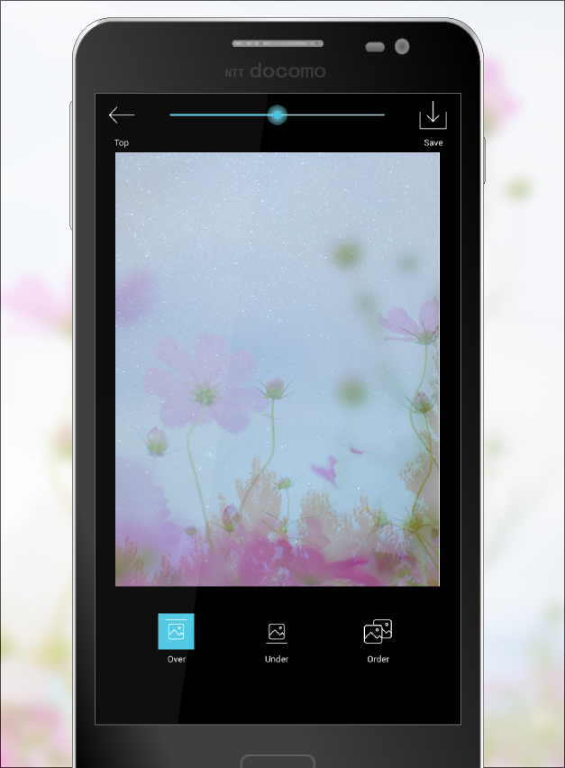 Overlay Camera- screenshot