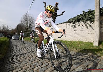 Van Avermaet krijgt één Belg als steun mee in Strade Bianche
