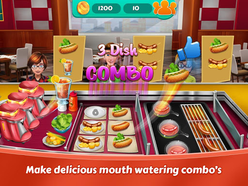 Sausage & BBQ Stand - Run Food Truck Cooking Game for PC