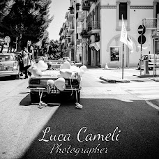 Wedding photographer Luca Cameli (lucacameli). Photo of 29.01.2017