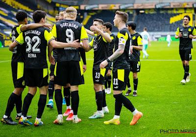 Dortmund gaat op zoek naar vijfde bekerwinst in haar geschiedenis